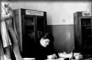 Б. Д. Бергер, библиограф-методист, начало 1950-х гг.