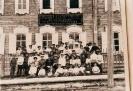 Учащиеся городского классного училища имени П. Ф. Унтербергера. Хабаровск, [около 1914 г.] : фотокопия.