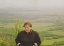 Маола Георгиевна – дочь Г. А. Ушакова. С. Лазарево, май 2000 г.